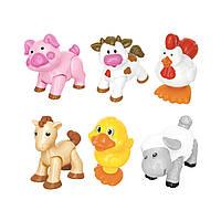 Ігровий набір з тваринами Kiddieland 041244