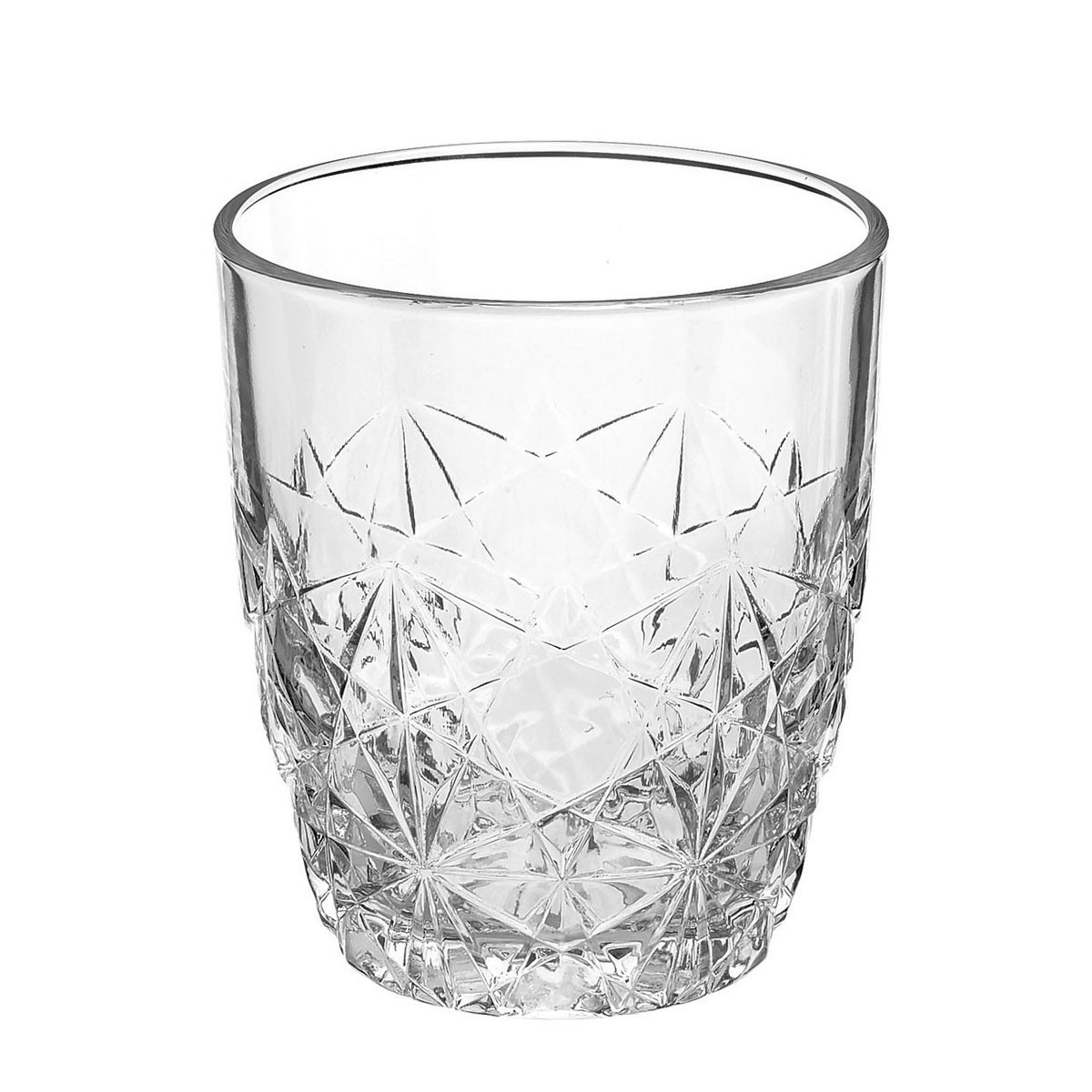 Стаканы (3шт) DEDALO для виски 260 мл BORMIOLI ROCCO 220590qn2021990