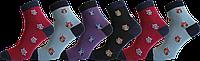 """Жіночі шкарпетки сова""""lomani"""""""