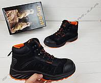 Рабочая обувь с метал носком. Спец обувь, ботинки рабочие URGENT! Польша!