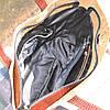 Кожаная женская сумка Флоренция крокодиловая коричневая, фото 2