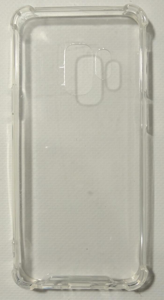 Силіконовий чохол Air Skin Samsung S9 Clear