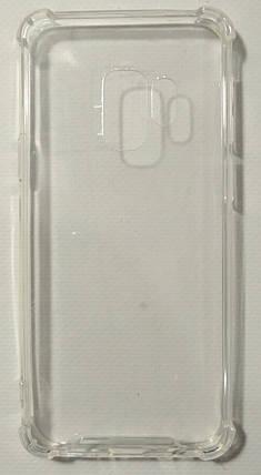 Силіконовий чохол Air Skin Samsung S9 Clear, фото 2