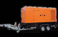 Дизельный генератор 100 кВт АД100С-Т400-2РП (KOFO) альтернатор Kaijieli (Китай) в кожухе