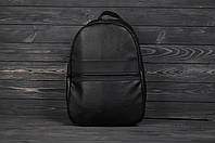 Рюкзак кожаный классический в стиле Calvin Klein