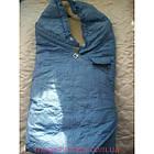 Конверт - одеяло на набивной овчине., фото 3