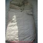 Конверт - одеяло на набивной овчине., фото 7