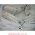 Конверт - одеяло на набивной овчине., фото 8