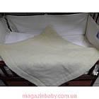 Конверт одеяло на выписку Baby Жакард линия зима., фото 2