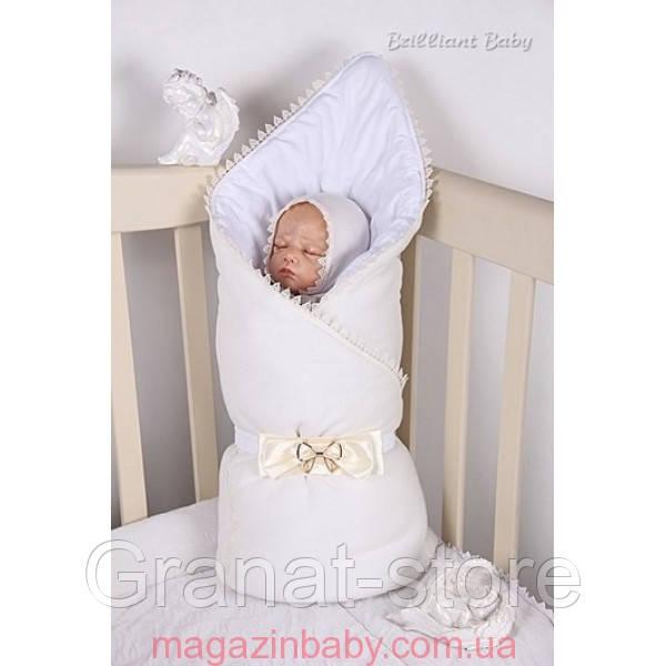 Конверт-одеяло на выписку Лари.