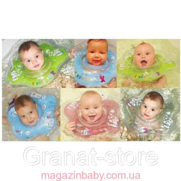 Круг для купания младенцев Baby tilly