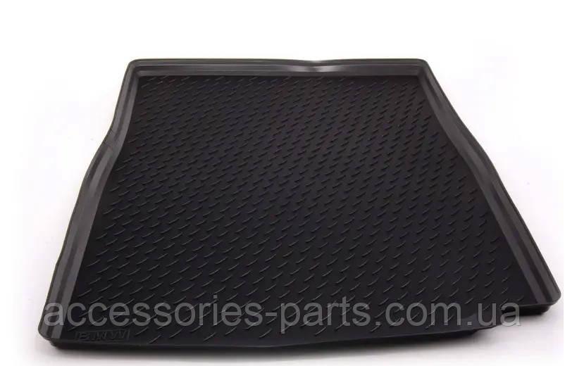 Коврик багажника резиновый Bmw 7 F01/ F02 Новый Оригинальный
