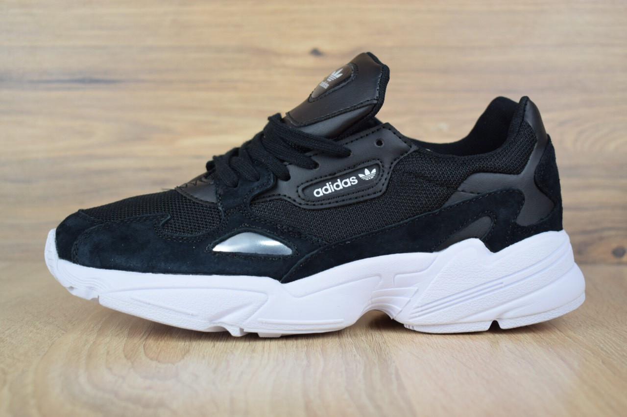 Кроссовки Adidas Falcon, черные