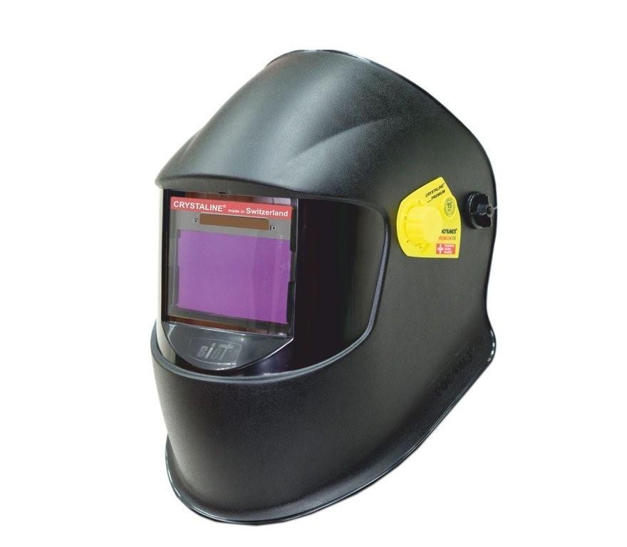 Щиток защитный лицевой сварщика НН75 CRYSTALINE® PREMIUM BIOT™ 57555