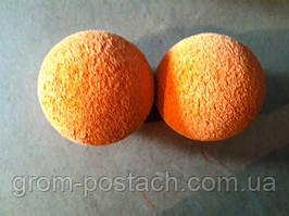 Промывочный мяч 125 мм для бетононасосов
