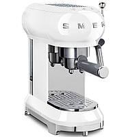 Кофемашина-эспрессо Smeg ECF01WHEU белая