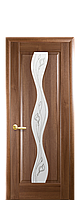 Дверне полотно Волна Р2 70см ПВХ-Deluxe