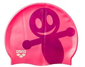 Шапочка для плавання Arena Kun Cap Fun Pink