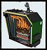 Котел твердотопливный длительного горения Gefest-profi U 15 кВт