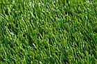 Искусственная трава APOLLO 40 мм для футбола зеленая, фото 9