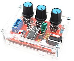 Функциональный генератор сигналов на XR2206 (набор для сборки)