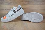 Кроссовки Nike Air Force JD, белые, фото 4