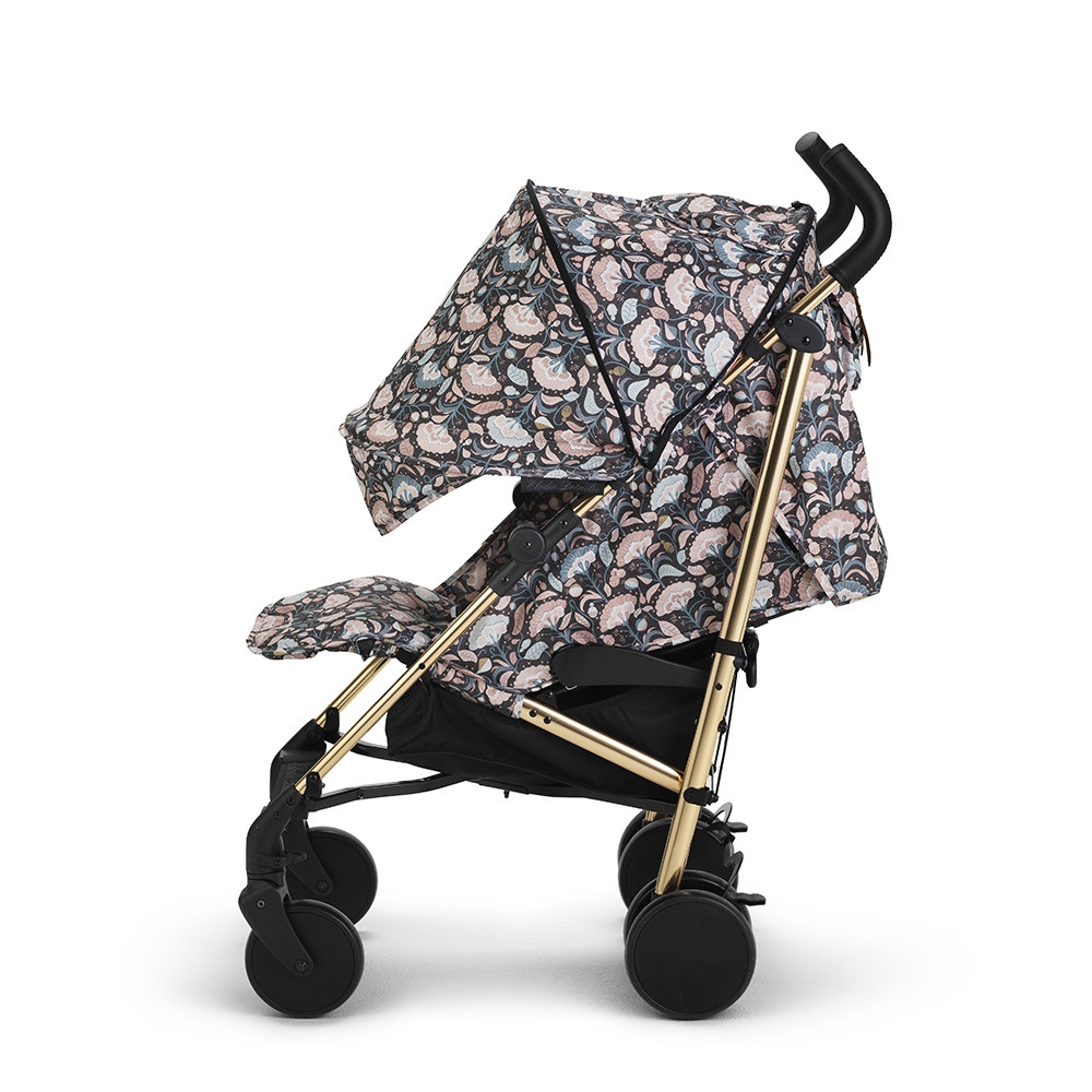 Elodie Details Stockholm Stroller 3.0 - Прогулочная коляска - трость Midnight Bells, новинка 2019