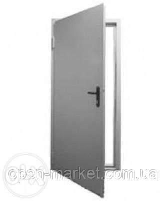 Металлические, сварные, железные двери Николаев купить качество - OPEN в Николаеве