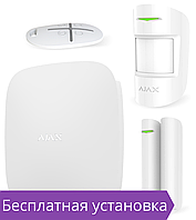 Ajax StarterKit Plus комплект беспроводной сигнализации