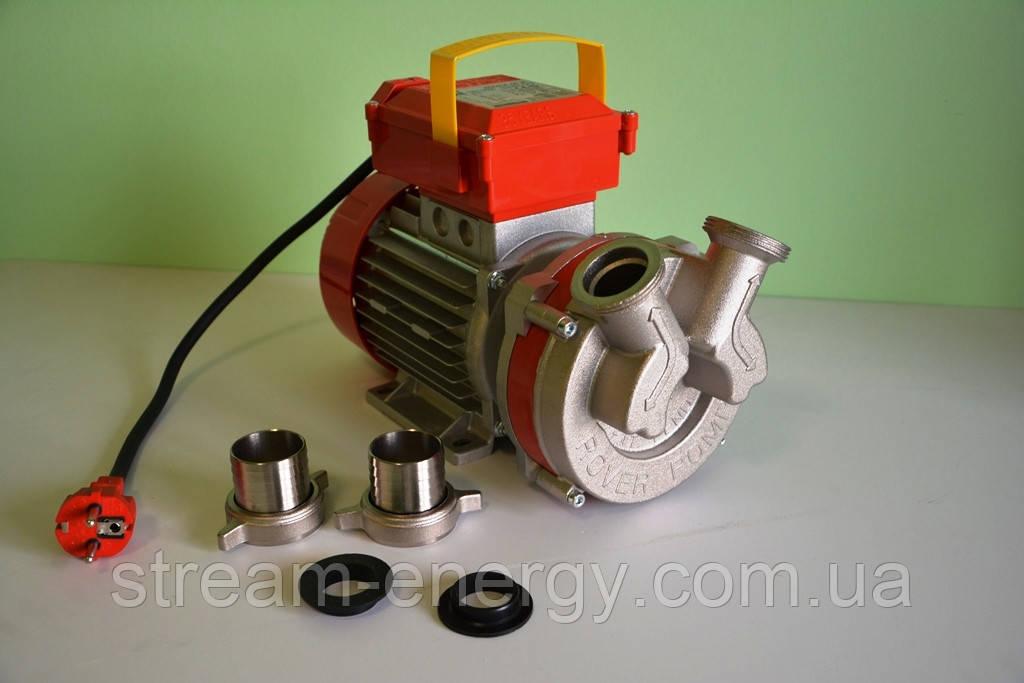 Насос NOVAX 30 Oil (нерж.) - 3м3/ч