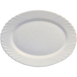 "Блюдо овальное BORMIOLI ROCCO ""EBRO"" 402854F27321990 (22 см)"