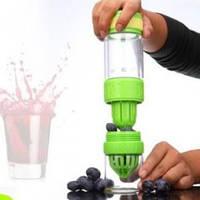 Бутылка (стекло) для самодельных фруктовых напитков