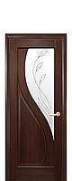 Дверне полотно Пріма Р2 60см Ліва ПВХ-Deluxe