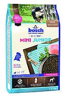 Bosch (Бош) Mini Junior Юниор Мини корм для щенков мелких пород от 2 до 12 месяцев (1 кг)