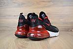Мужские кроссовки Nike Air Max 270, черные, фото 5