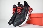 Мужские кроссовки Nike Air Max 270, черные, фото 2