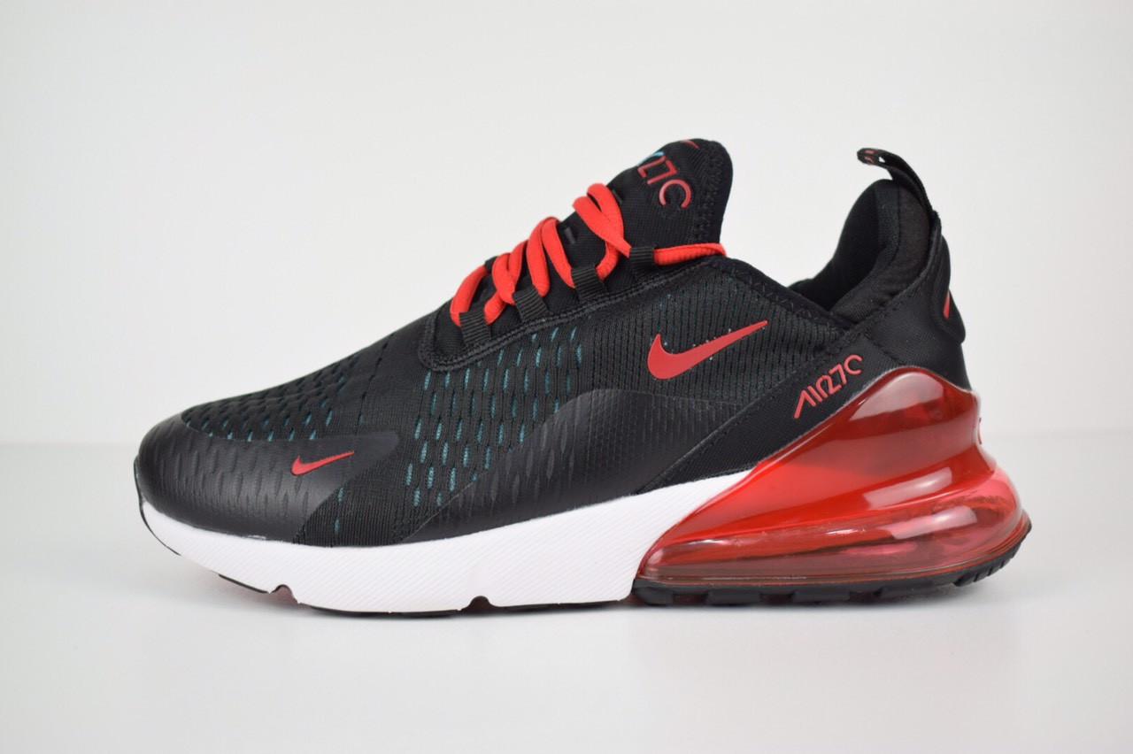Мужские кроссовки Nike Air Max 270, черные