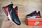Мужские кроссовки Nike Air Max 270, черные, фото 9