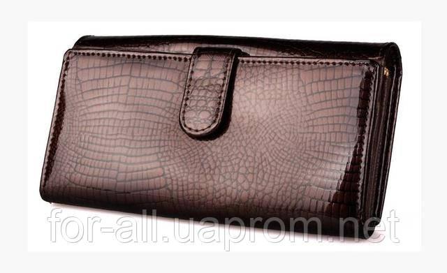 Фото женского кожаного кошелька ST S9001A kupit-zhenskoe-portmone-SТ-S9001A-dark-brown