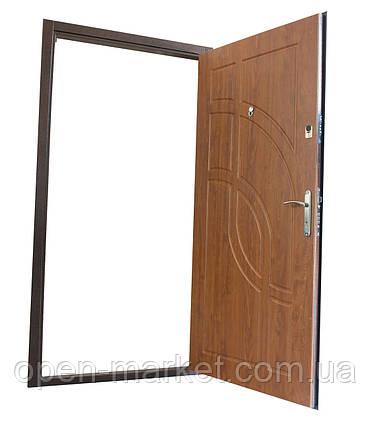 Двери уличные Зеленый Яр Николаевская область, фото 2