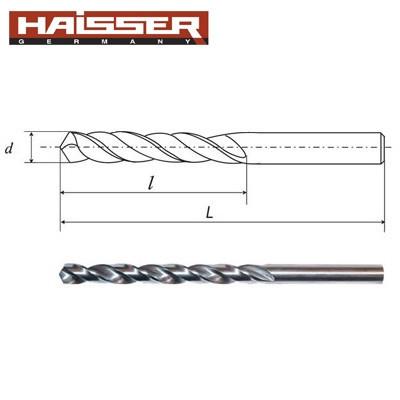 Сверло по металлу Haisser 4,2х43х75 мм