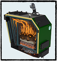 Котел твердотопливный длительного горения Gefest-profi U 1000 кВт, фото 1