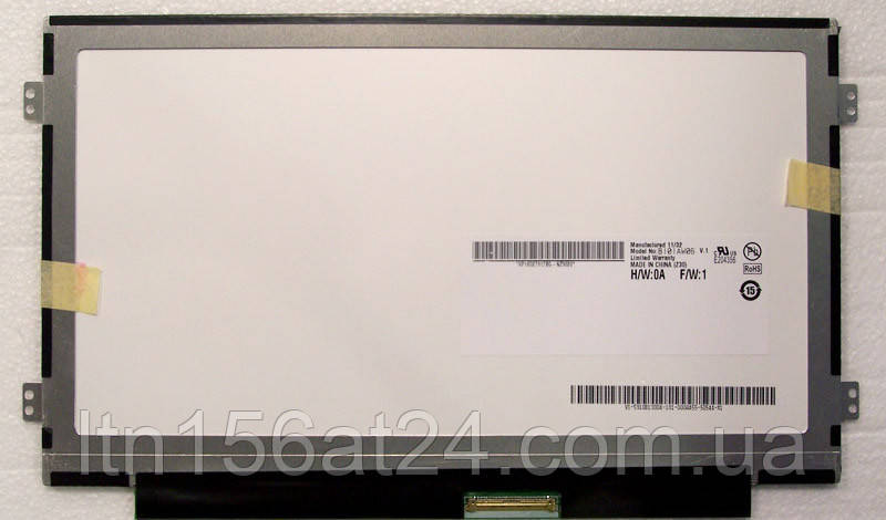 Матриця (екран) для ноутбука ASUS EEE PC X101CH 10.1 WSVGA LED