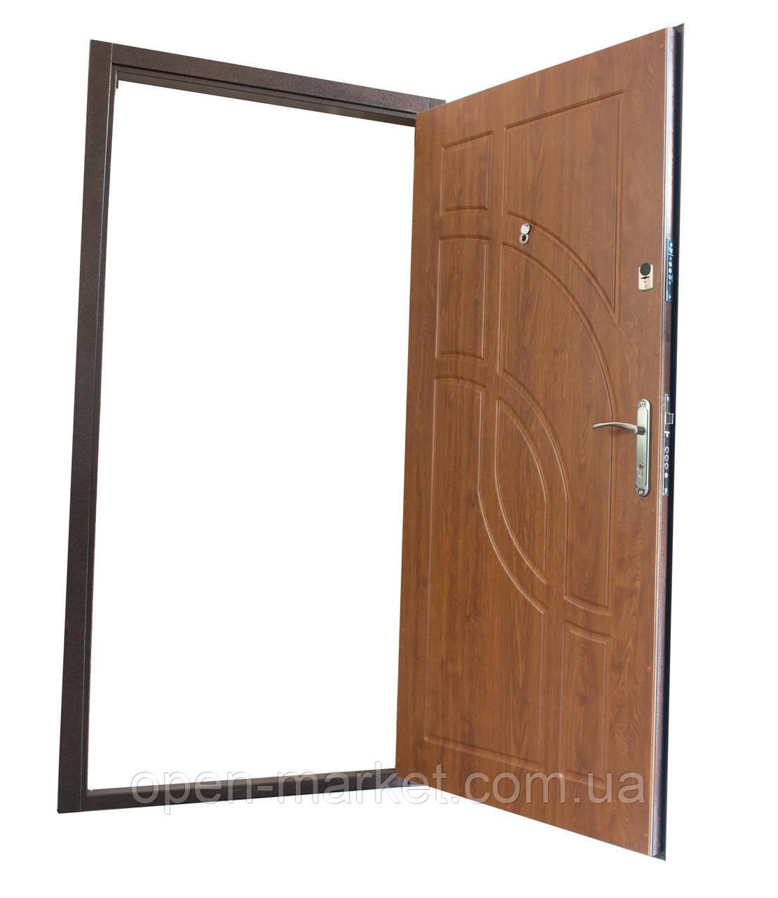 Двери уличные Козырка Николаевская область - OPEN в Николаеве