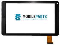 Сенсор (Тачскрин) для планшета Sigma X-style Tab A101 (Черный)
