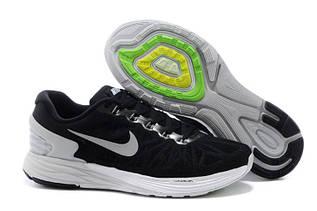 Кроссовки мужские Nike Lunarglide 6  / LRM-026 (Реплика)
