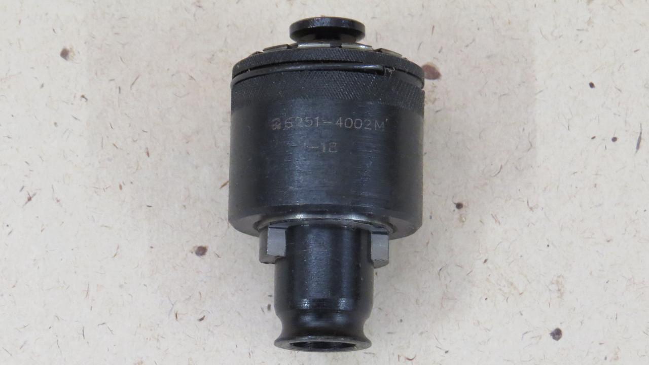 Головка предохранительная М3 на резьбонарезной  патрон 6251-4002М