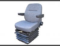 Сиденье кабины трактора МТЗ, ЮМЗ 80В-6800000 СБ с регулируемой спинкой