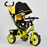 Велосипед 3-х колёс. 5700 - 4890 Best Trike  КОЛЕСА EVA (ПЕНА) переднее колесо d=28см. задние d=24см Т