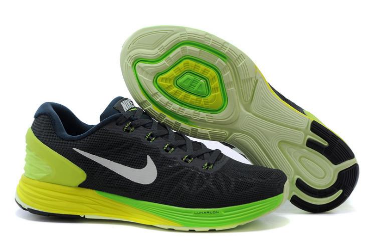 Кроссовки мужские Nike Lunarglide 6  / LRM-028